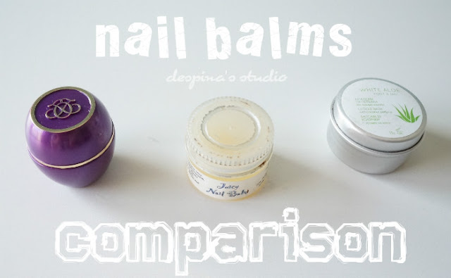 review nail balms