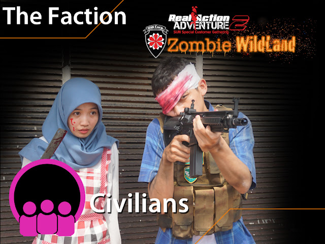 REAL ACTION ADVENTURE SUN INDONESIA