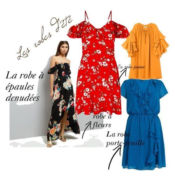 quelles robes choisir pour l'été