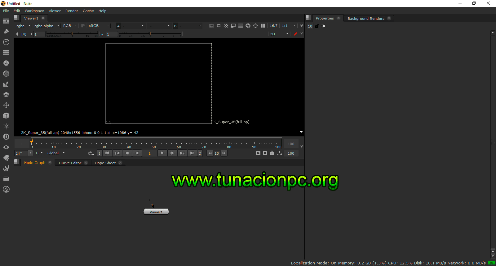 Descargar e Instalar y Activar The Foundry Nuke Studio