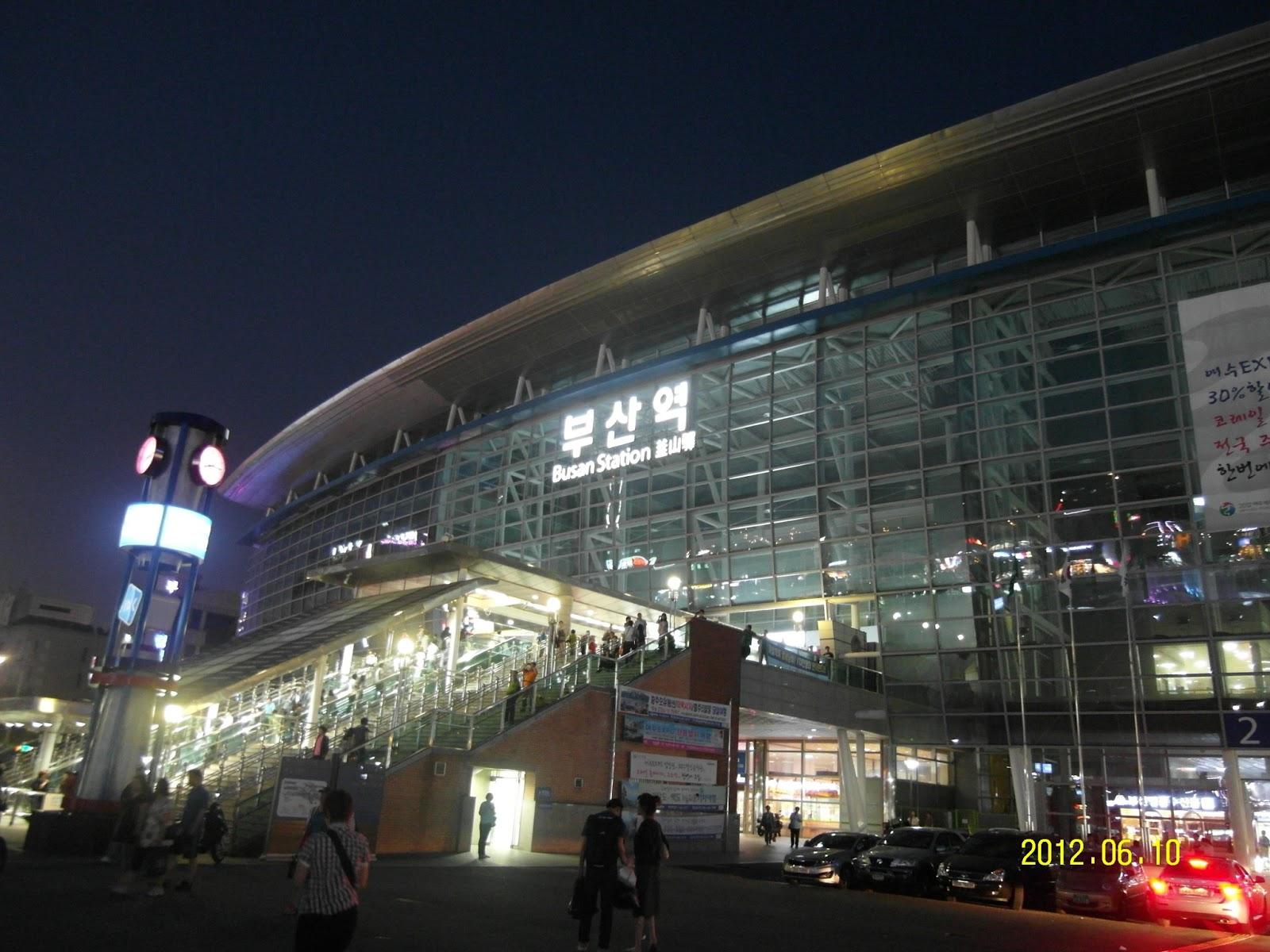 慢遊:拐彎 ,大韓民國南海岸: 第3話 第四篇:日暮,車站記行 下篇