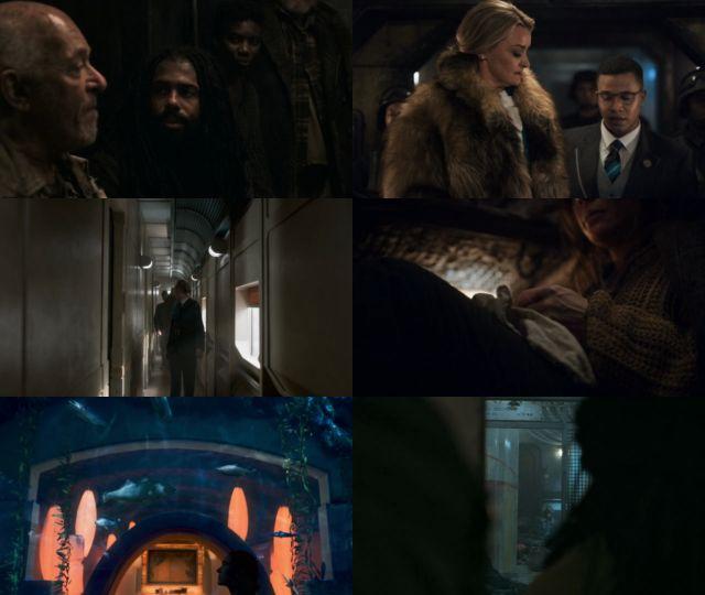 Snowpiercer: Rompenieves Temporada 1 (2020) HD 720p Latino Dual