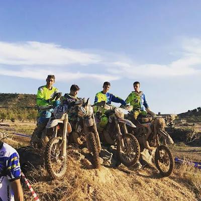 Enduro, cross, barro, saltos, Raúl Guimerá Gasulla, Valderrobres, Teruel, Aragón
