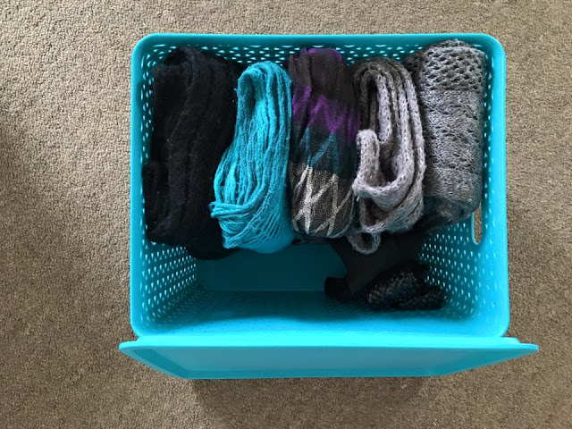 konmari_scarves_organised