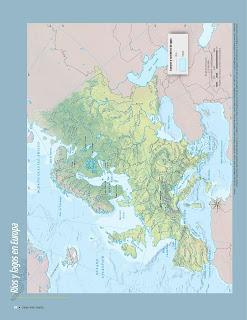 Apoyo Primaria Atlas de Geografía del Mundo 5to. Grado Capítulo 2 Lección 2 Ríos y Lagos en Europa