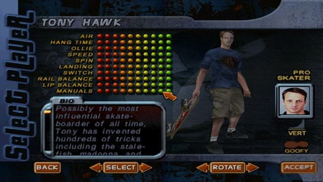 Download Tony Hawk's Pro Skater 2 PC Games