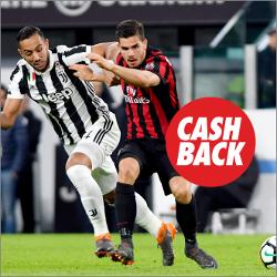 circus promocion Juventus vs Milan 9 mayo