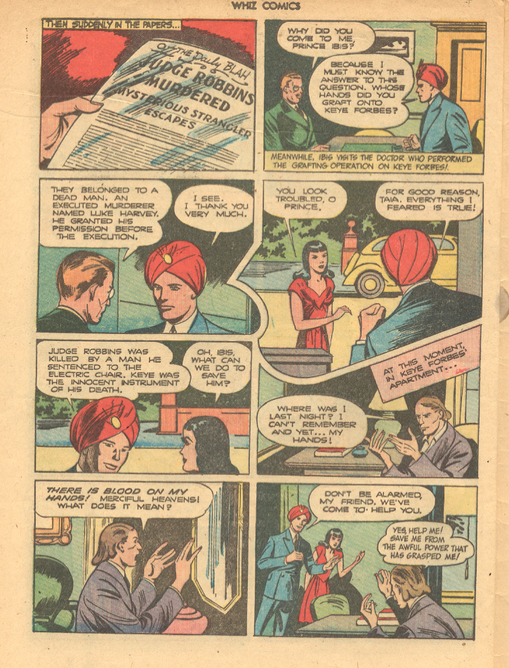 WHIZ Comics issue 66 - Page 32