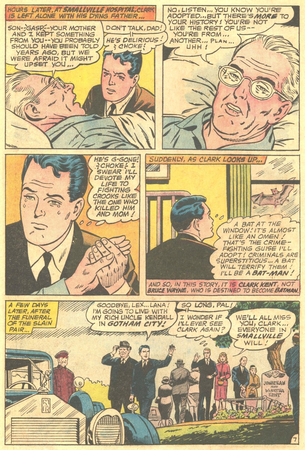 Read online World's Finest Comics comic -  Issue #167 - 10
