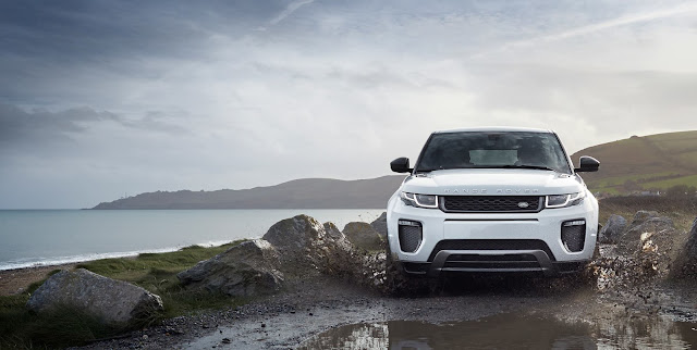 Super Cars, The Land Rover Range Rover Evoque