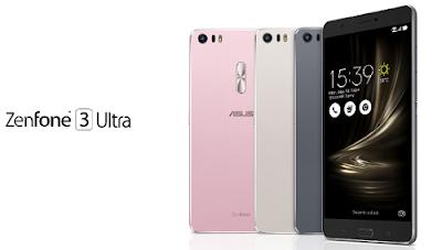 Harga HP Asus Zenfone 3 Ultra ZU680KL terbaru