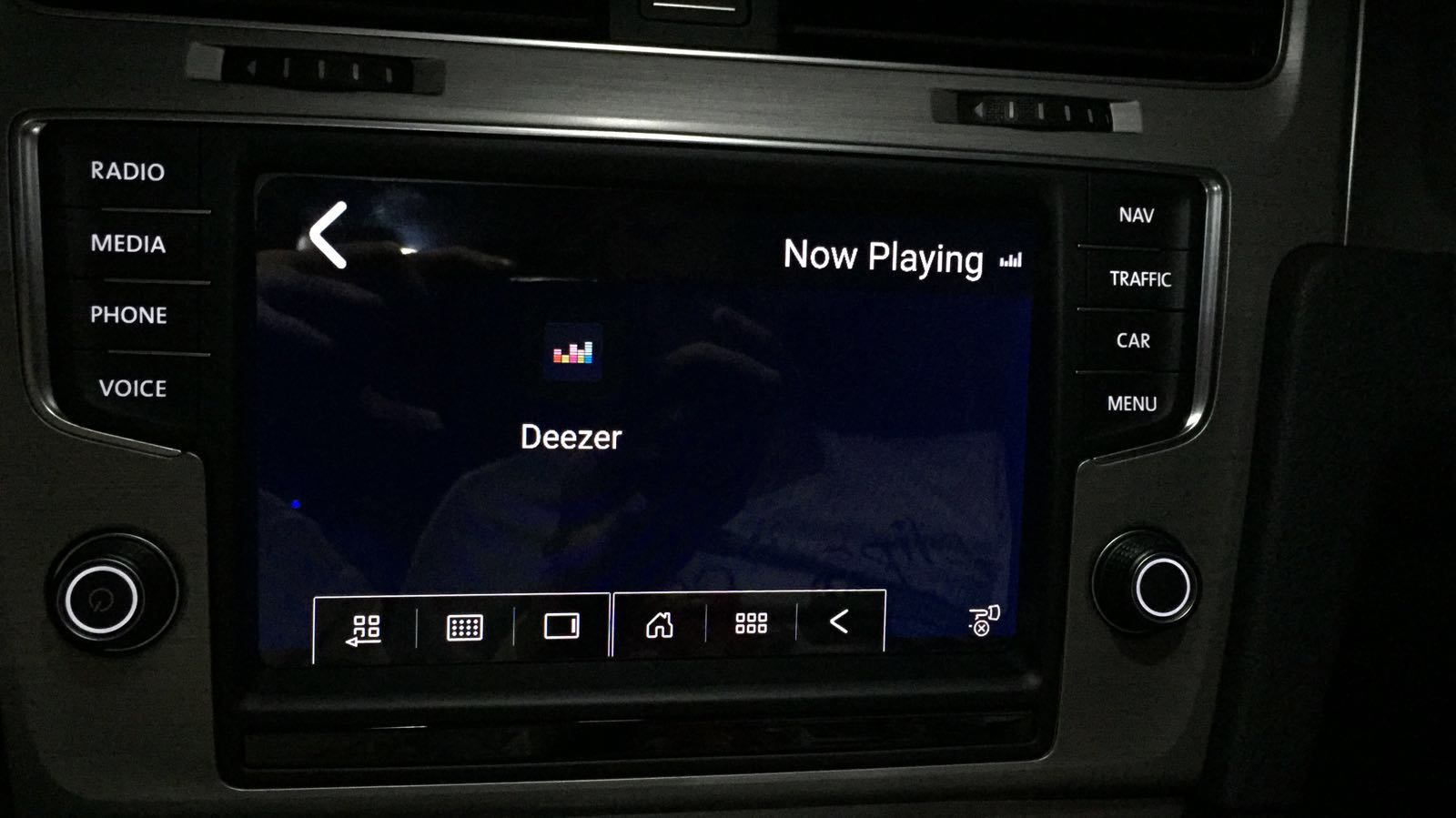 CBX RNS510 & Accessories: App Connect on Discover Pro MIB2