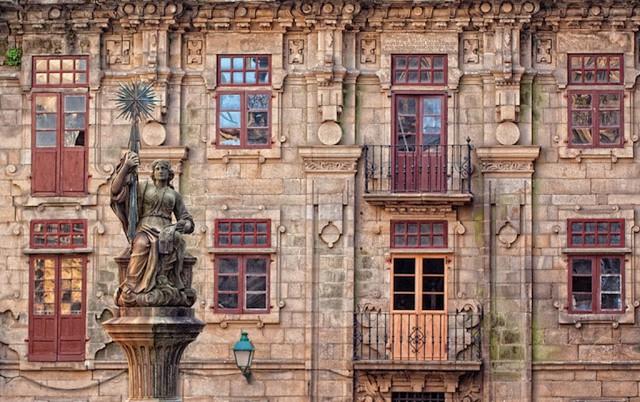 Casa do Cabido em Santiago de Compostela