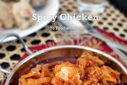 Spicy Chicken (Vindaloo)