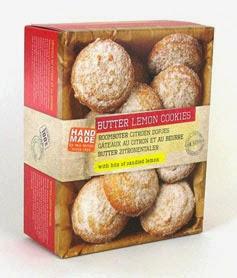 Butter lemon cookies van Van Stien