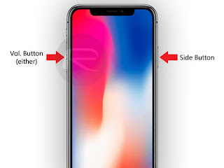 How to Restart the iPhone X