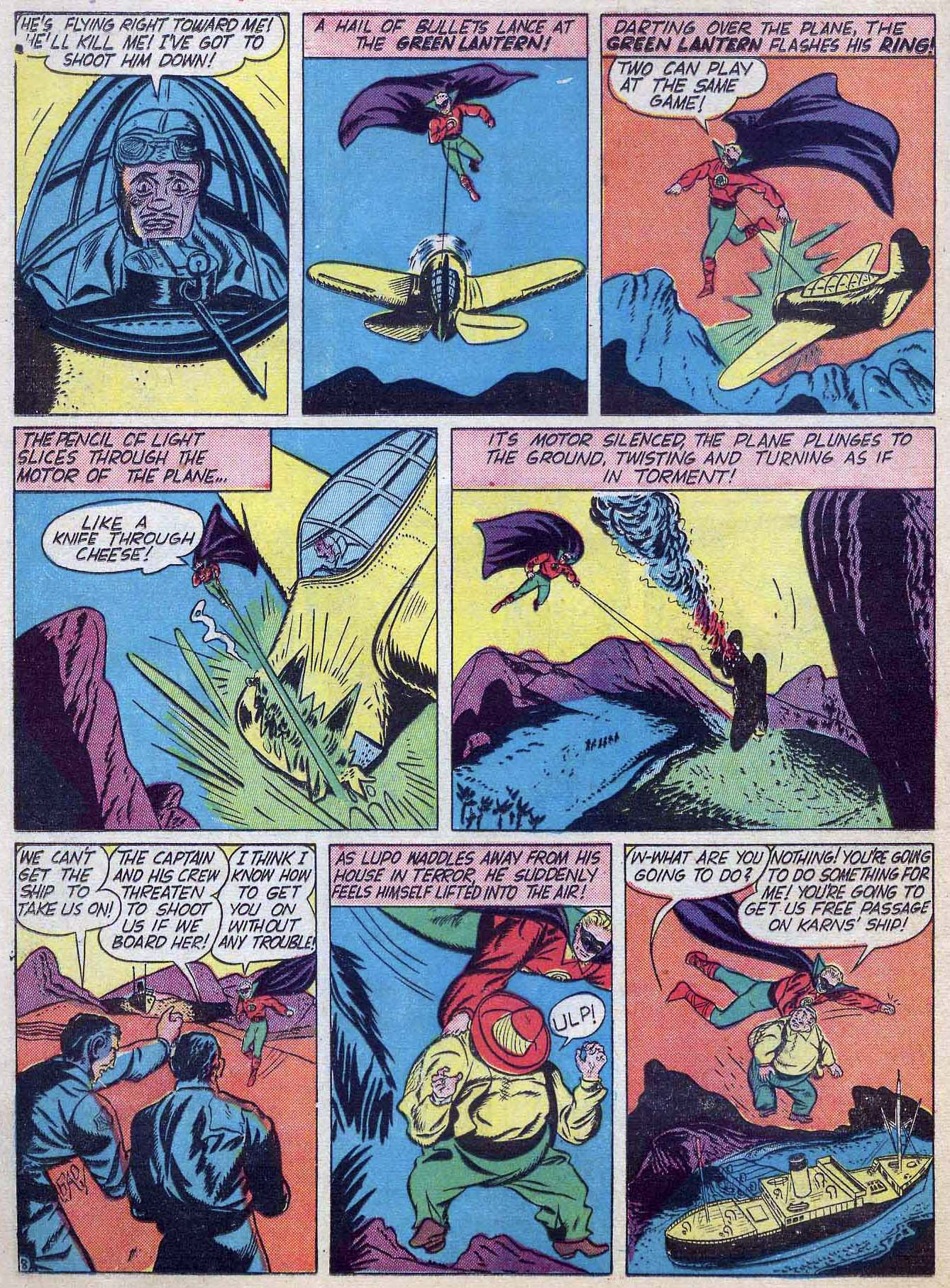 Read online All-American Comics (1939) comic -  Issue #24 - 10