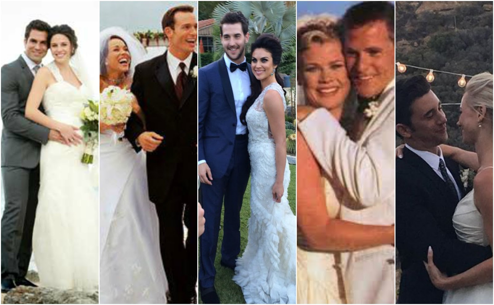 Real Life Wedding Photos Of Days Of Our Lives Stars Soap Opera News