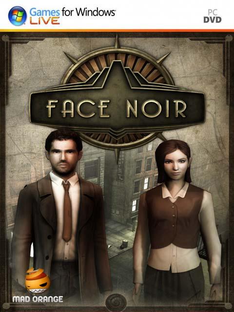 تحميل لعبة Face Noir مضغوطة برابط واحد مباشر + تورنت كاملة مجانا