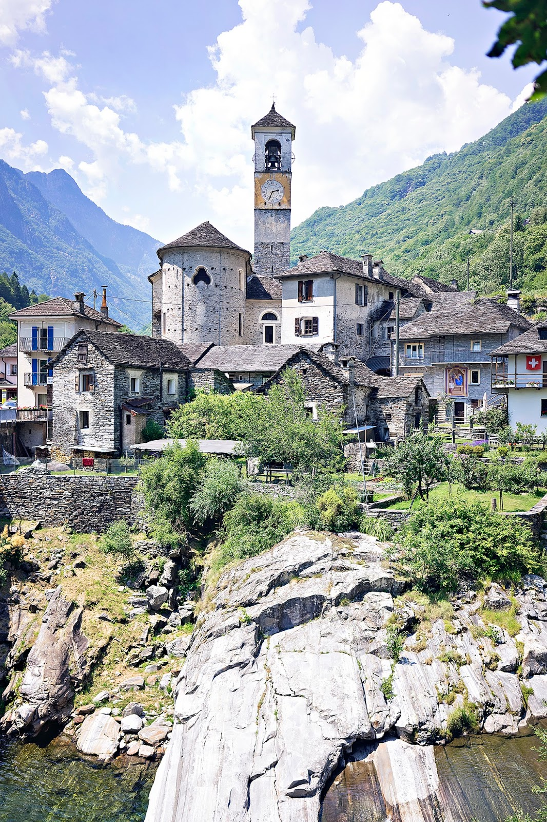 Italian Switzerland