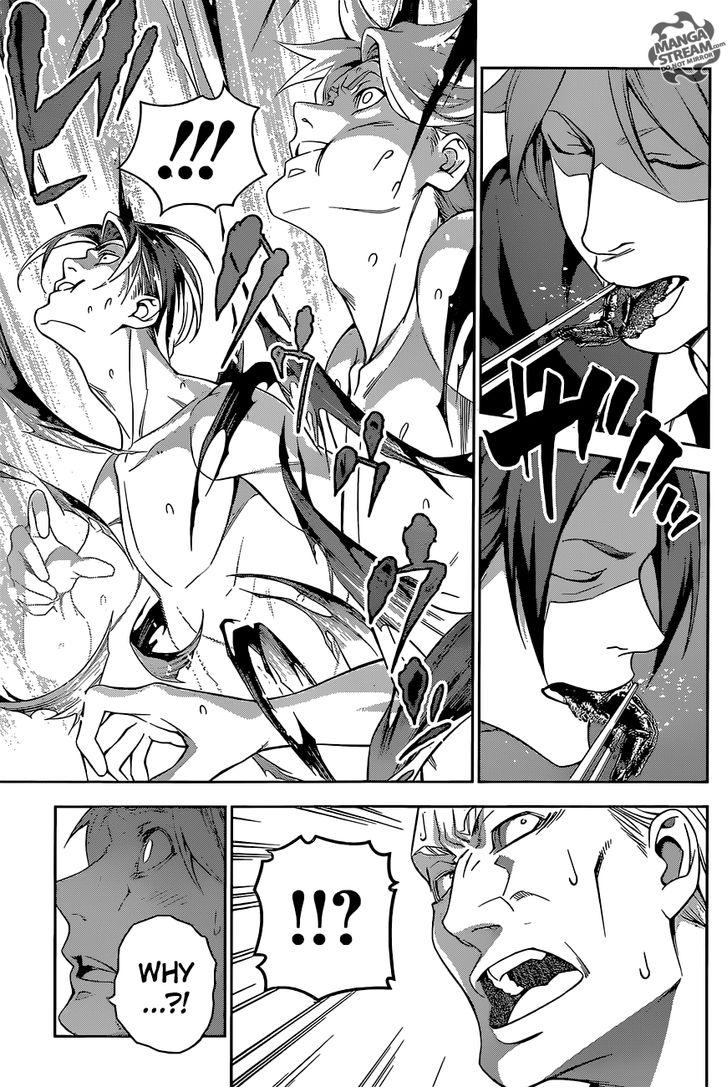 Shokugeki no Soma - Chapter 186