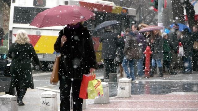 Νέα επιδείνωση του καιρού από την Τρίτη - Έρχονται βροχές, καταιγίδες και κρύο με χιόνια (βίντεο)