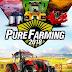 تحميل لعبة الجرارات بأصداراها الجديد Pure Farming 2018 مجانا و برابط مباشر