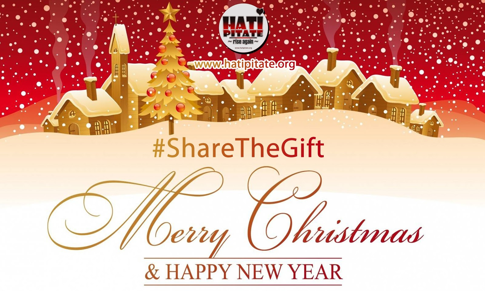 Share The Gift - Christmas Campaign