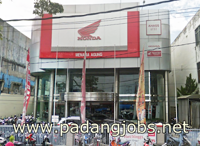 Lowongan Kerja Padang: PT. Menara Agung Mei 2018