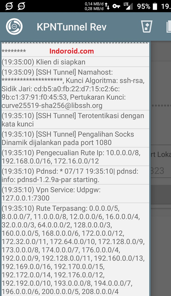 Config Videomax Telkomsel KPN Tunnel Rev November 2018