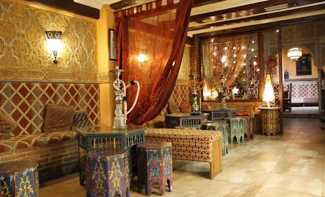 Casa de Chá em Granada