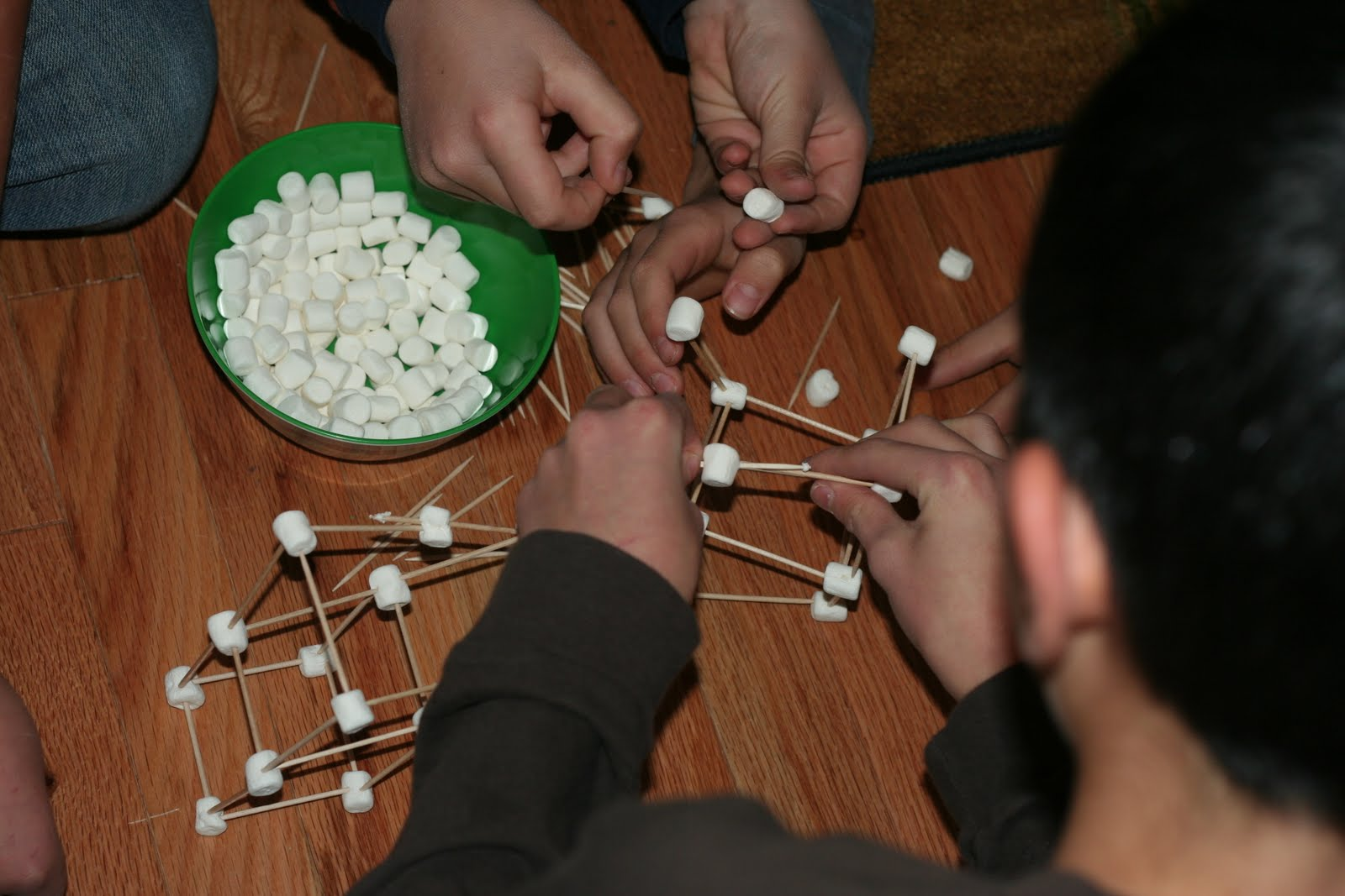 Team Building Activities For Young Kids