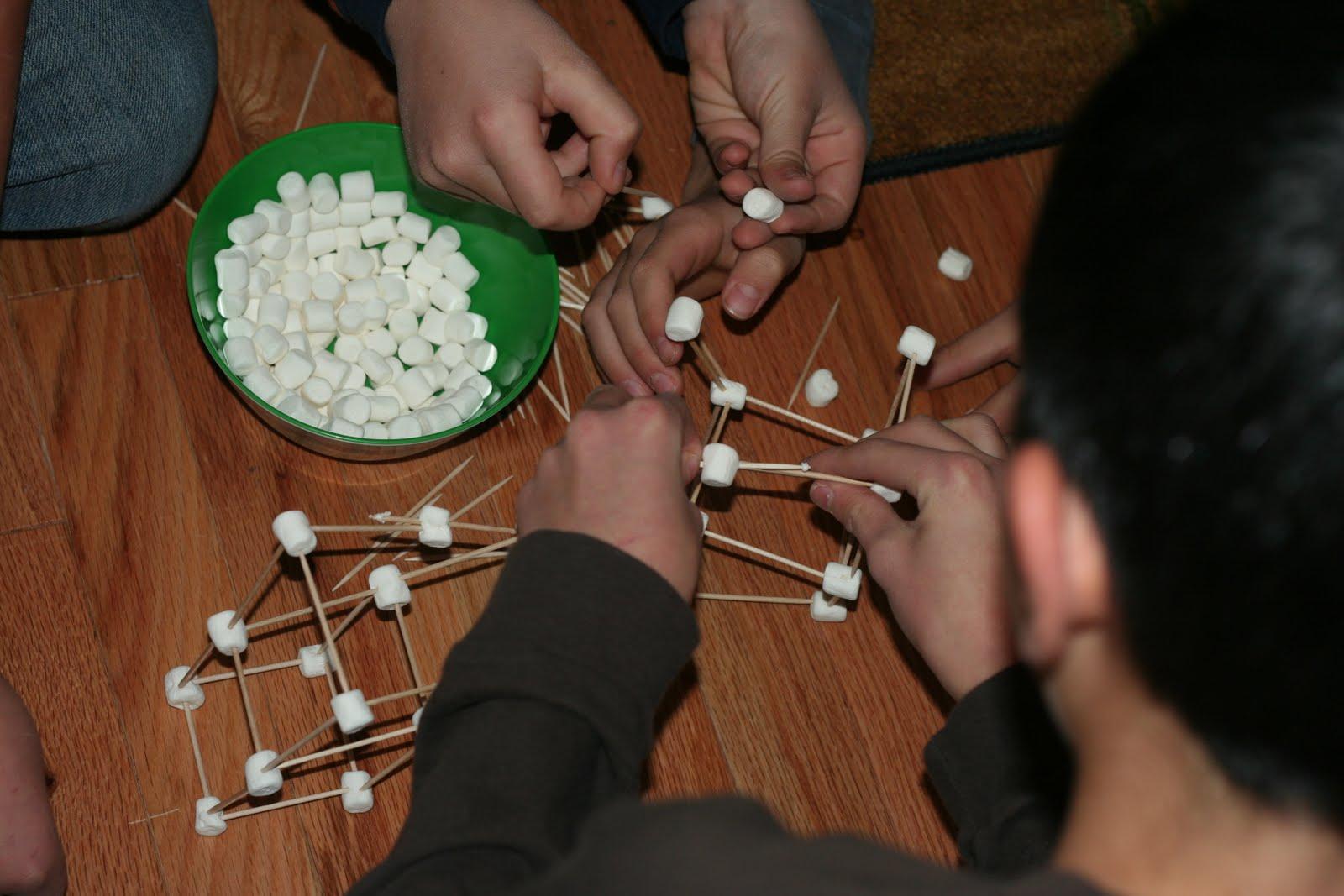 Youngbotbuilders Fll Teambuilding Activities