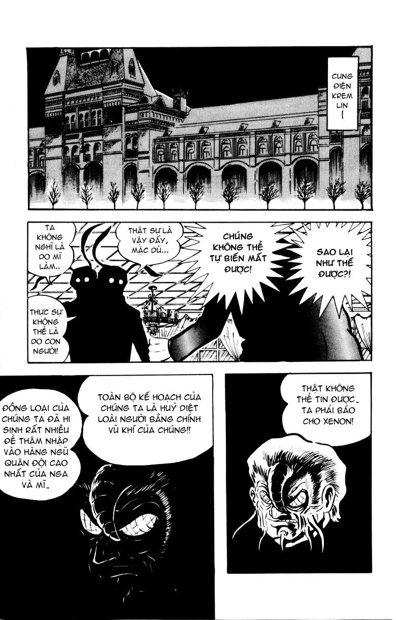 DevilMan chapter 18 trang 27