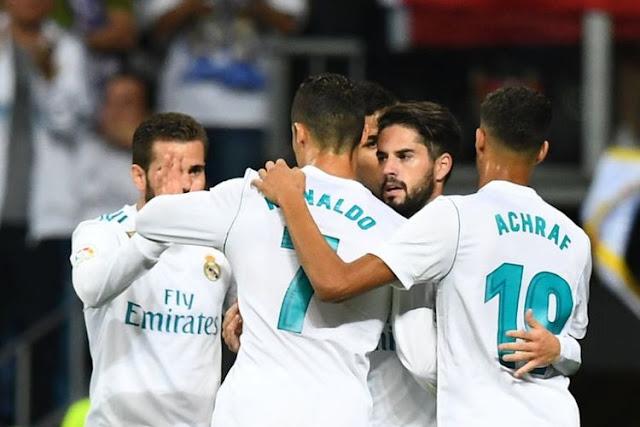 Hasil Liga Spanyol, Isco Menangkan Real Madrid
