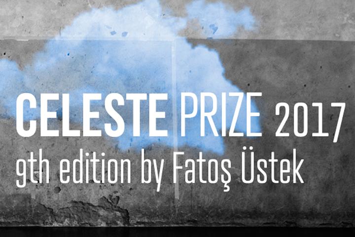 Convocatoria Artes Visuales. Celeste Prize 2017