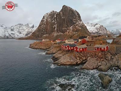 Hamnøy, Islas Lofoten, Noruega