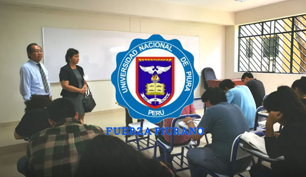 Examen de Admisión UNP