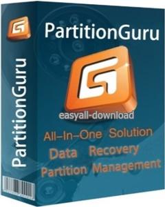 Eassos PartitionGuru Professional 4.9.2.371 [Full Crack] โปรแกรมแบ่งพาร์ทิชันฮาร์ดดิสก์และกู้คืนไฟล์โปรแกรม