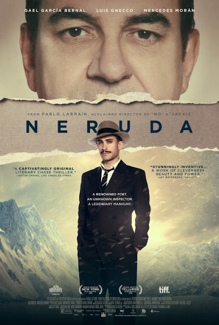 Neruda (2016) ταινιες online seires xrysoi greek subs