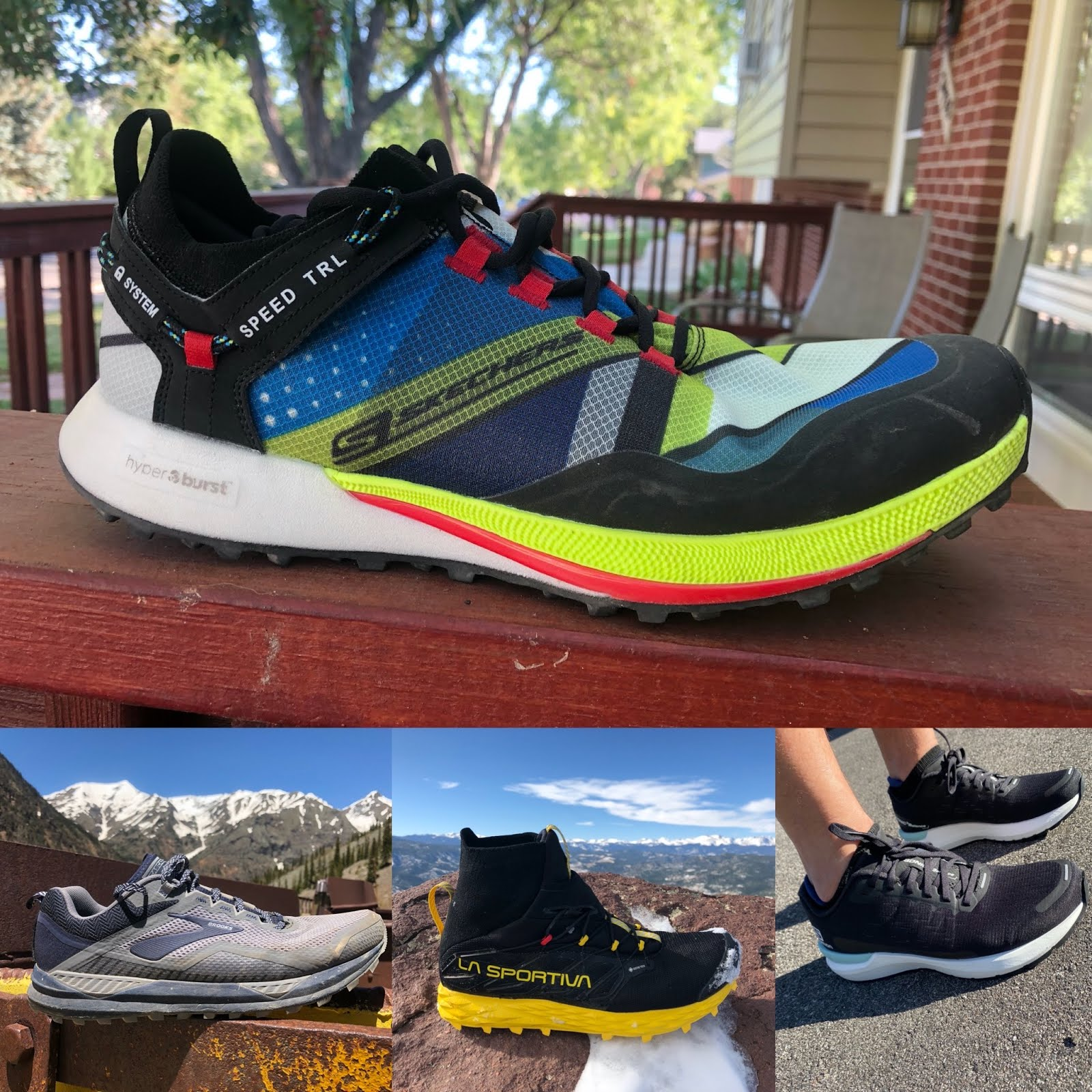 Road Trail Run: Jeff Valliere's 2019 Running Shoes and Gear