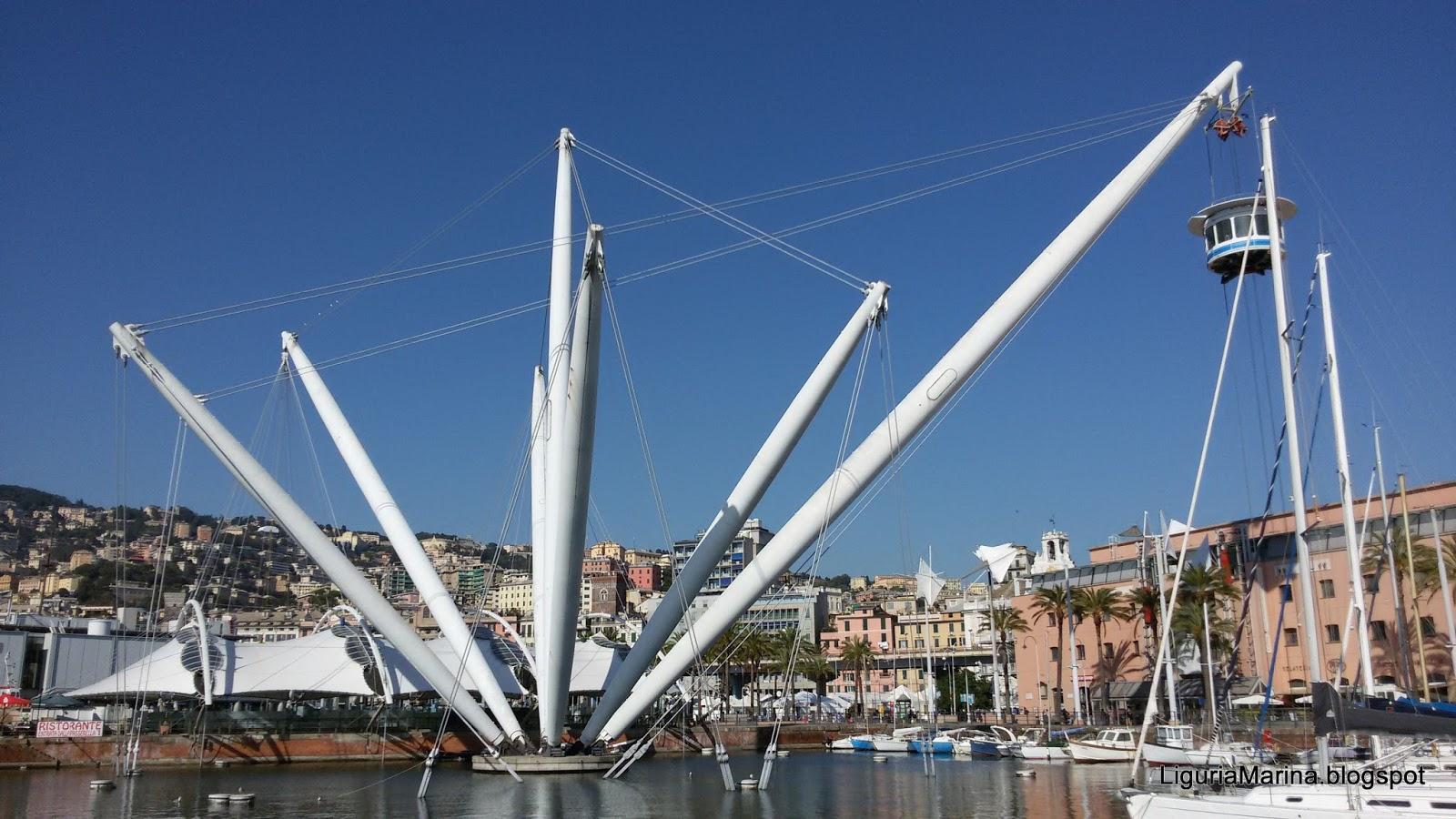 Renzo Piano Nato A liguriamarina: renzo piano e genova