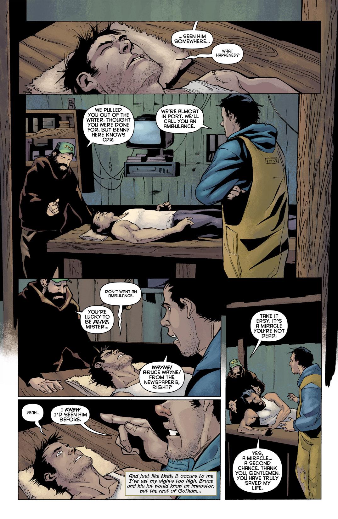 Detective Comics (1937) 852 Page 4