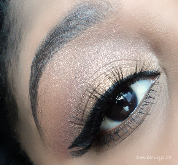 Makeup Look With Velour Lashes in Doll Me Up