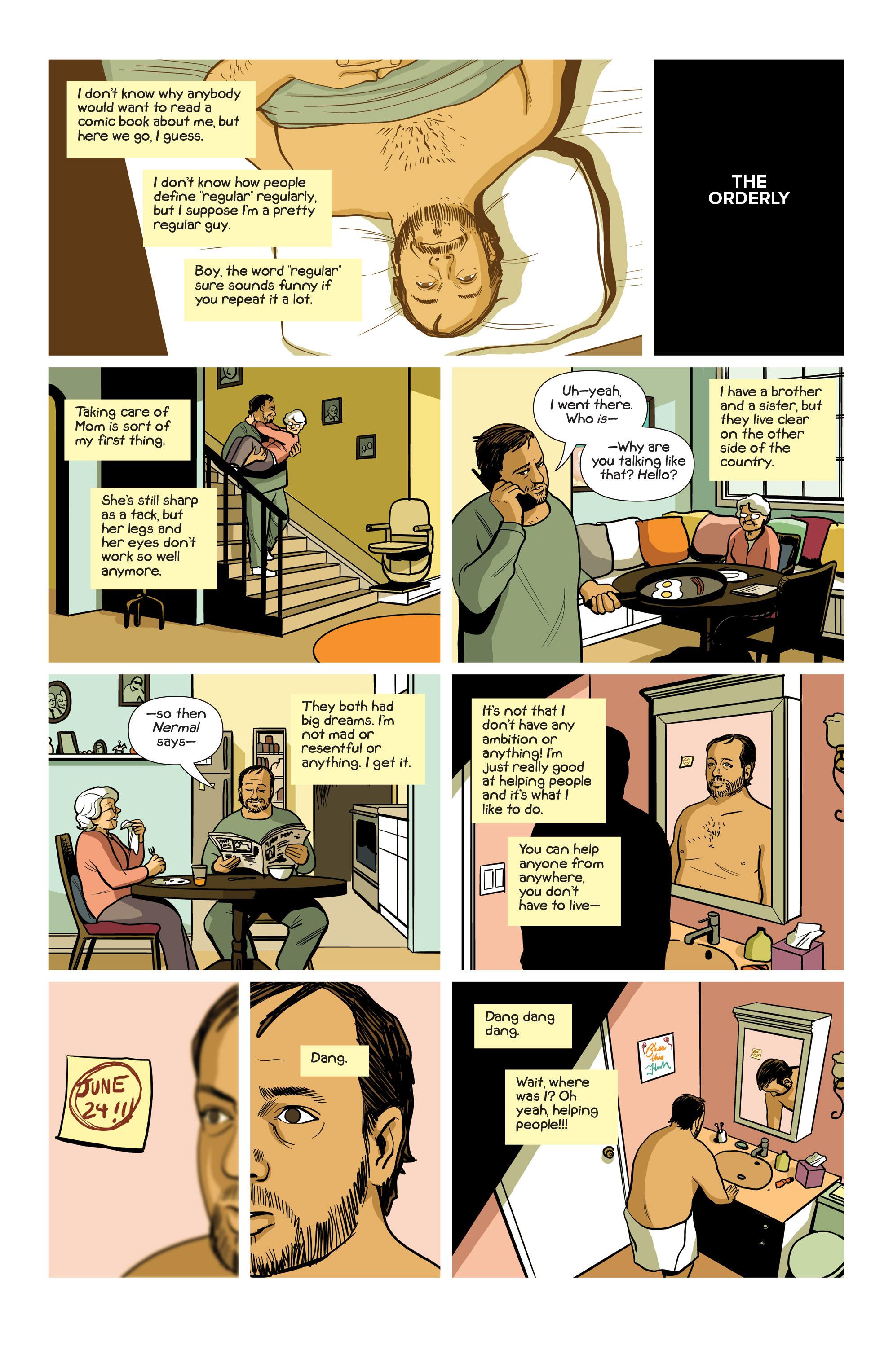 Read online Sex Criminals comic -  Issue #11 - 3