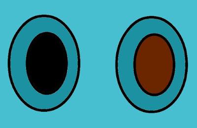 身が黒や茶に変色したカワコザラガイの死骸のイメージ図