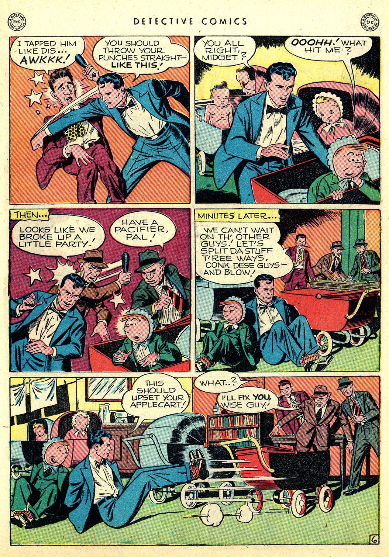Read online Detective Comics (1937) comic -  Issue #133 - 33