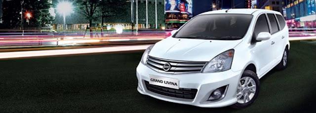 New Grand Livina 2012
