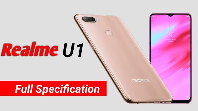 Realme U1 Mobile | Realme U1 Features | realme u1 details