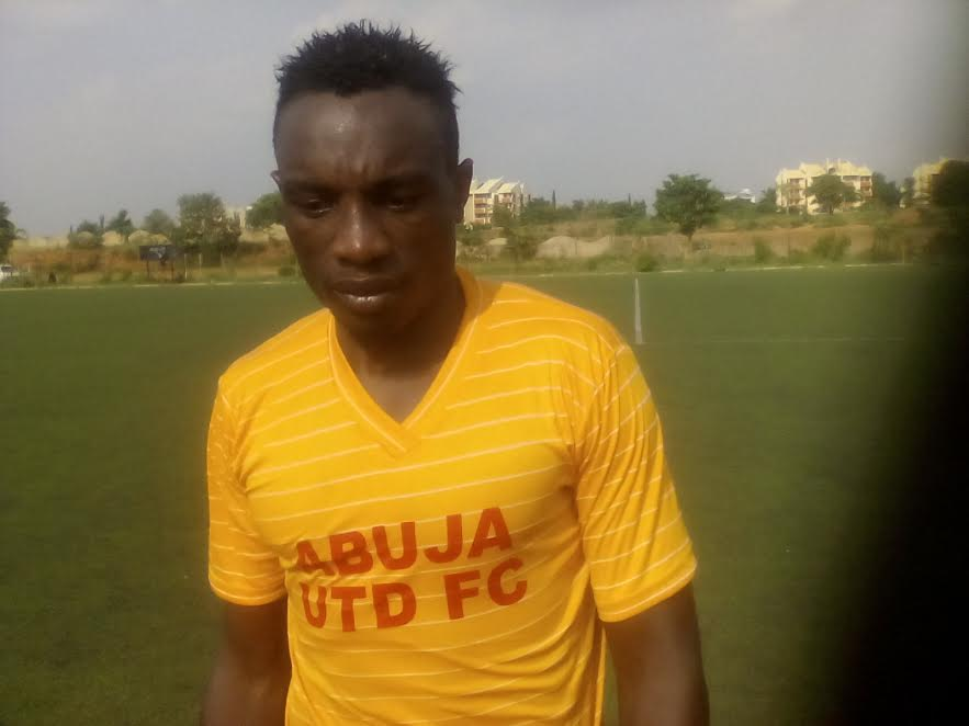 Abuja United will not fall to NAF Rockets - Ugbede